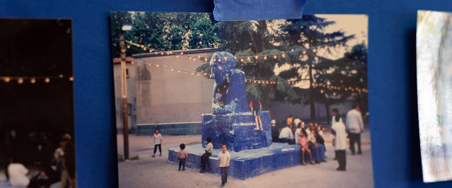 21 ans Deleuze Monument